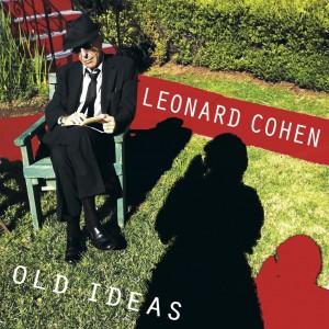 copertina old ideas leonard cohen