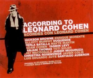 Acordes con Leonard Cohen 2012