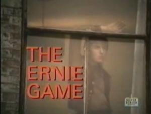 The Ernie Game